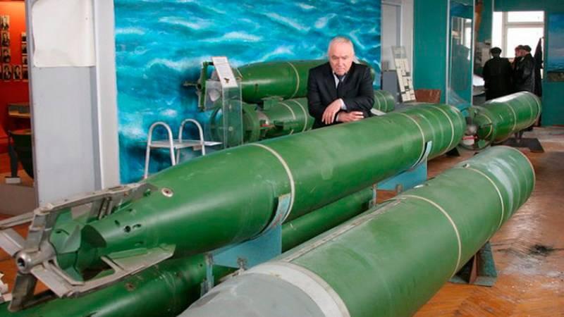 Russische Marine, um 2023, 73 elektrische Torpedos eines neuen Typs zu bekommen