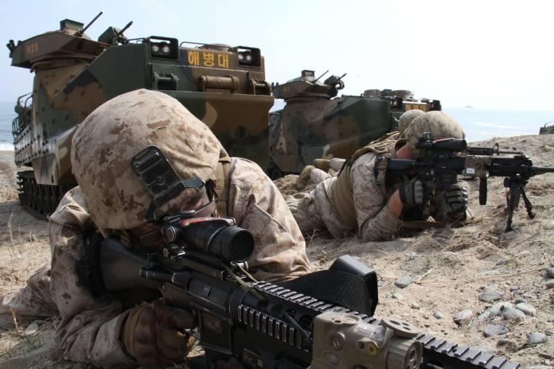 Пхеньян потребовал от ООН отреагировать на «опасные игры» американских военных