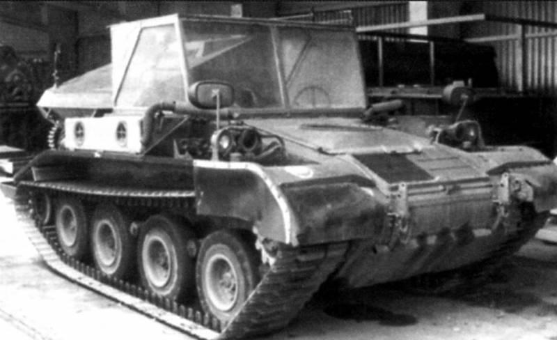Самоходное противотанковое орудие М56. Авиадесантный «Скорпион»