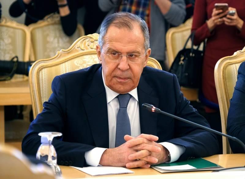 Глава МИД РФ объяснил, чем вызвана русофобская истерия Запада
