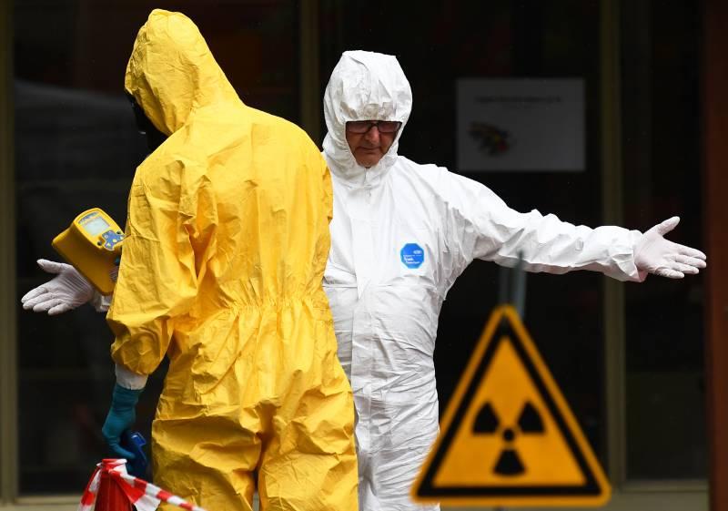Над Аляской обнаружен загадочный радиоактивный изотоп