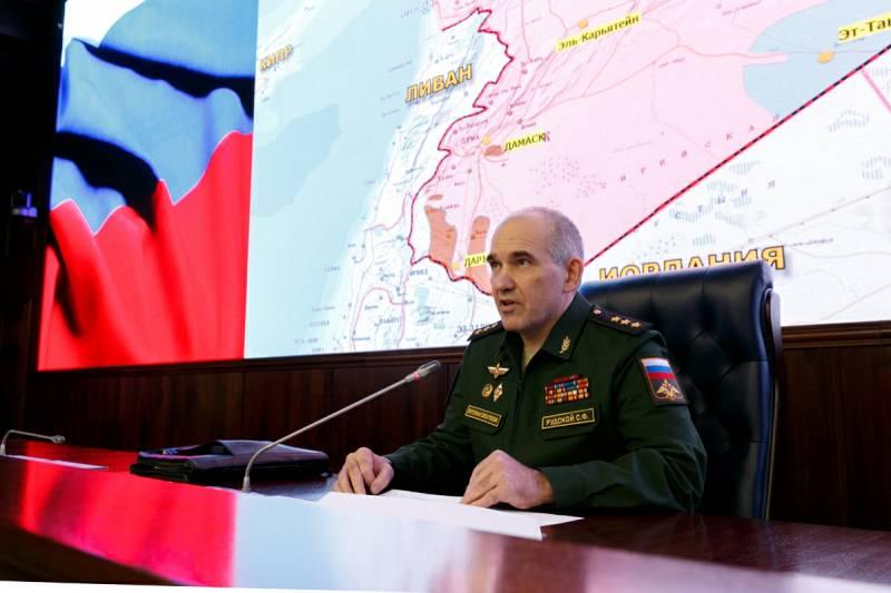 Рудской рассказал об изменении характера боевых действий в современных условиях