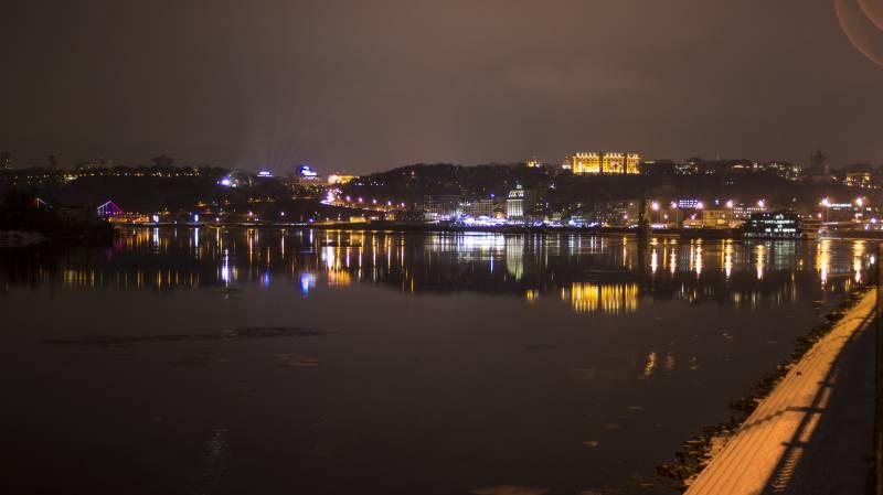РКТ: Киев теряет и мосты, и берега