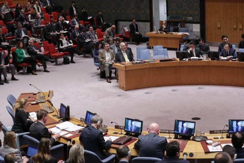 Генсек ООН приветствовал принятие резолюции по Сирии