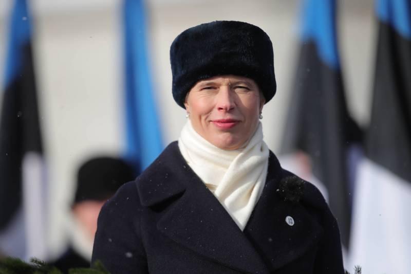 Президент Эстонии неоднозначно охарактеризовала отношения с РФ