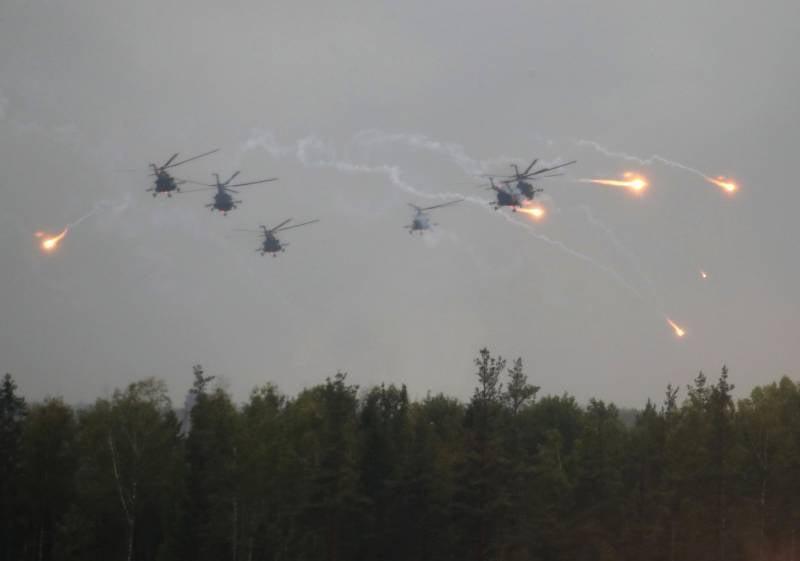 Перспективный российский вертолет будет представлен двумя версиями