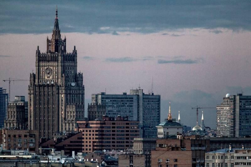 МИД: Россия будет жестко пресекать попытки срыва урегулирования в САР