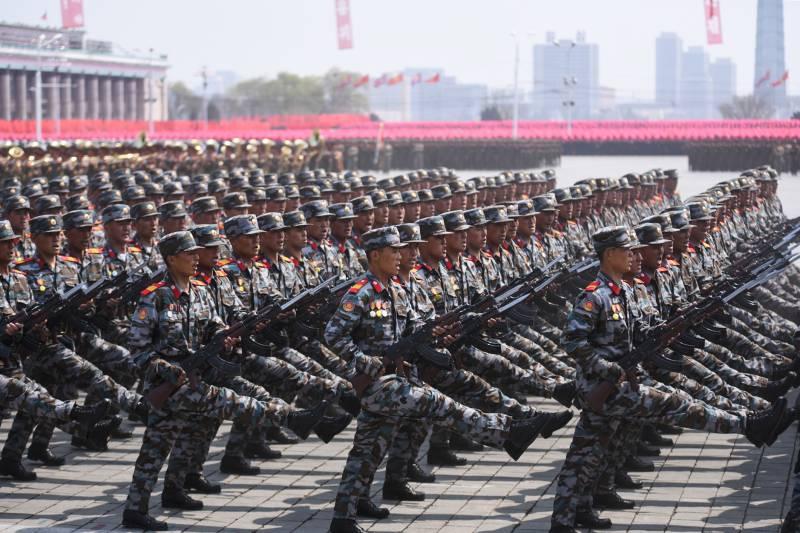 Пхеньян: любая блокада со стороны США будет рассматриваться как акт войны