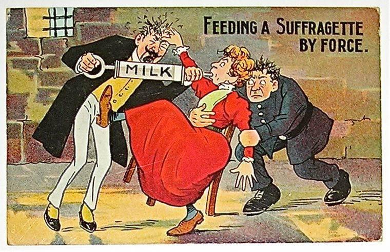 Suffragists - 여성이 자유를 위해 어떻게 싸웠는지