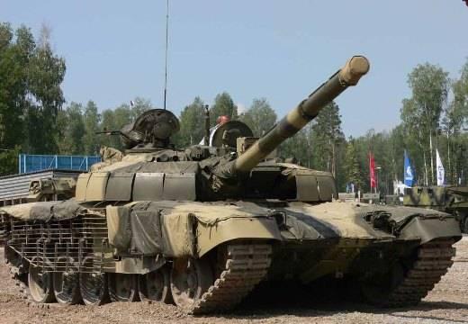 """Warum fingen die Truppen an, anstelle der mächtigen """"Schleuder"""" die """"vereinfachte"""" T-72B3 zu liefern?"""