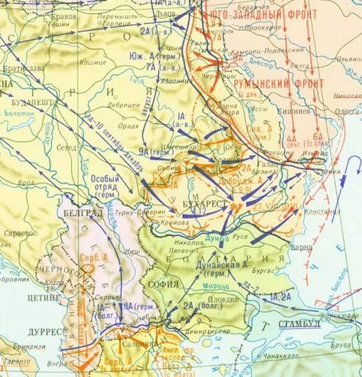 Румыния в Первой мировой войне