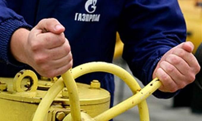 """""""Газпром"""" прекратил поставки газа Украине с 1 марта"""
