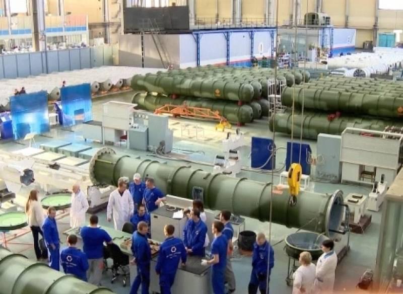 Almaz-Antey bestritt Berichte über eine mögliche Störung der staatlichen Ordnung bei C-400