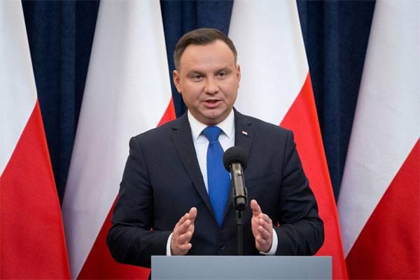 Европарламент проголосовал за процедуру введения санкций против Польши