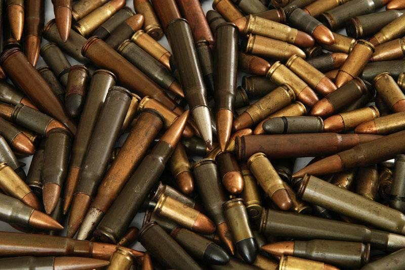 捷克共和国向约旦军队提供弹药