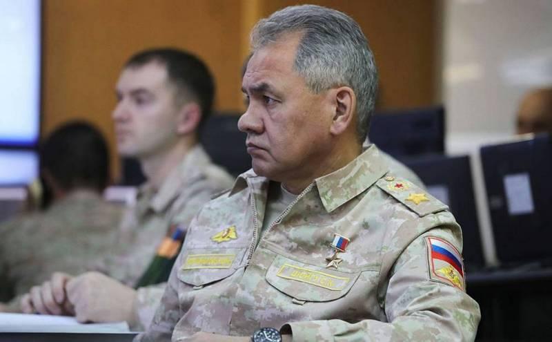 Shoigu erzählte, warum Su-57 nach Syrien geschickt wurde