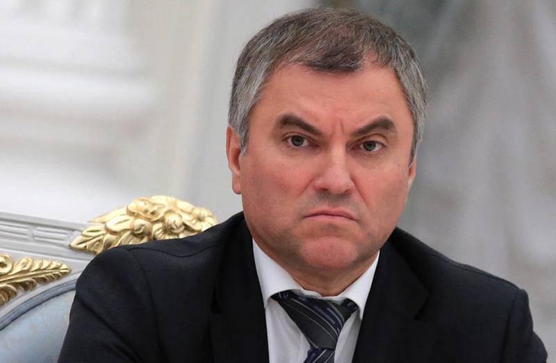 Sprecher der Staatsduma: Putin hat die Entwicklung neuer Waffentypen persönlich koordiniert