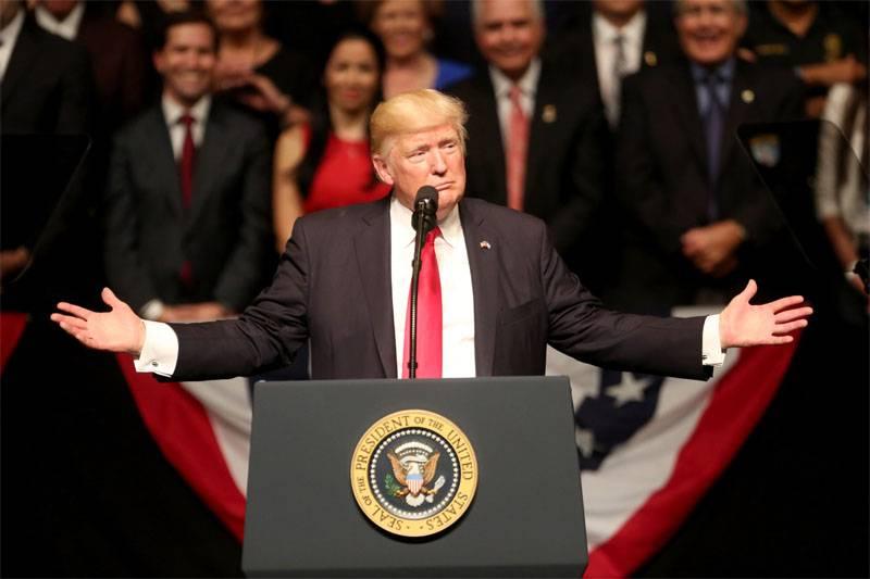 Заявка на соискание Трампом Нобелевской премии мира сфальсифицирована