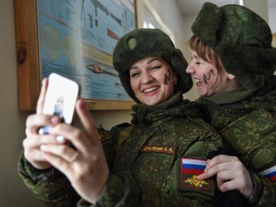 """In der Strategic Missile Forces wird ein Wettbewerb """"Make-up unter Tarnung"""" stattfinden"""