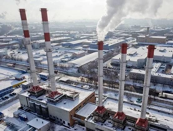 ТЭЦ Украины массово переходят на мазут