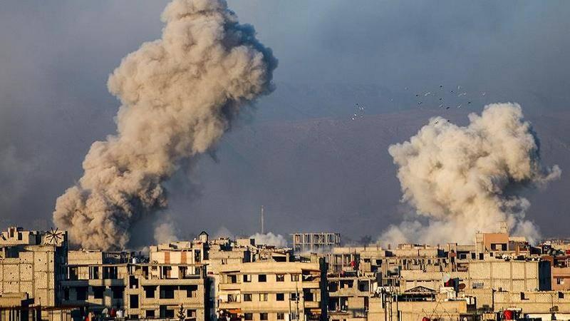 In Ost-Gute bereiten Militante Provokationen mit Giftstoffen vor