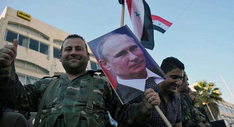 Американские армейские СМИ признали победу России в Сирии