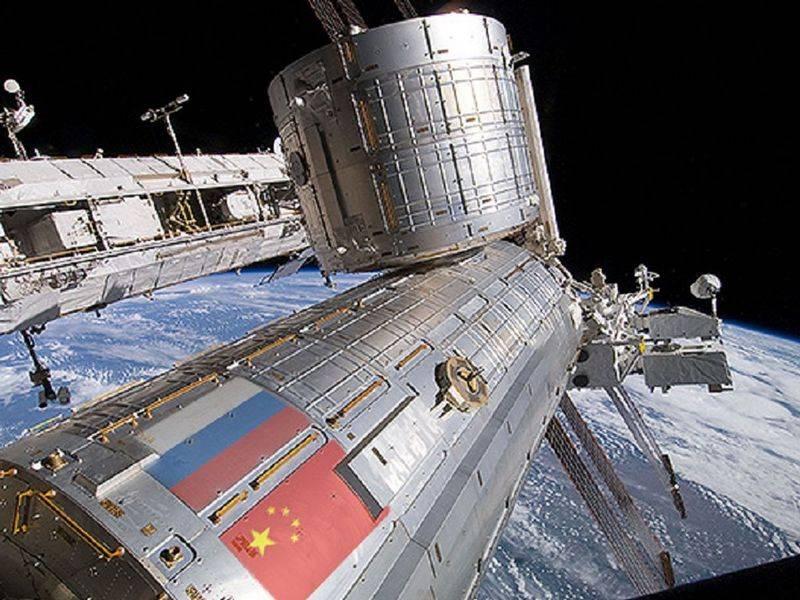 Russland und China haben ein Abkommen über die Erforschung des Mondes und des Weltraums unterzeichnet