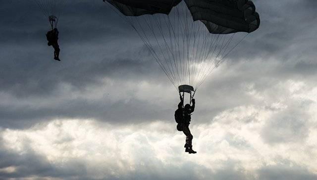 ВВДВ проинформировали о создании новейшей парашютной системы для десантников