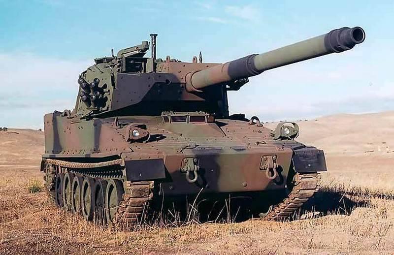 Корпорация BAE Systems вернулась к разработке легкого танка М8