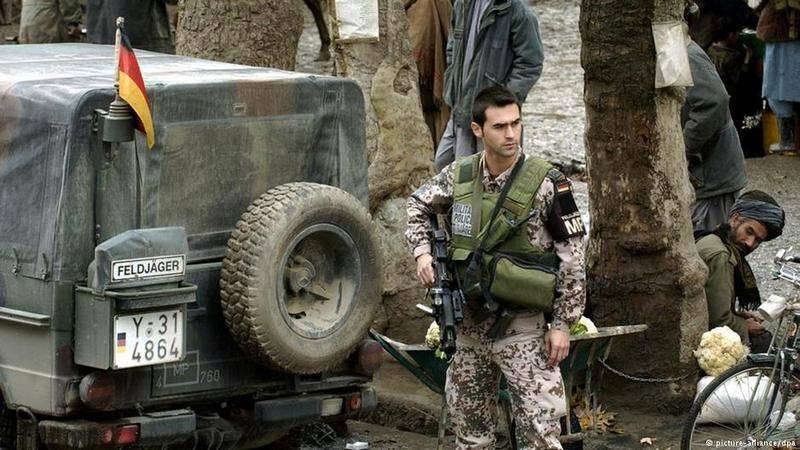 Alemanha aumentará seu contingente militar no Afeganistão