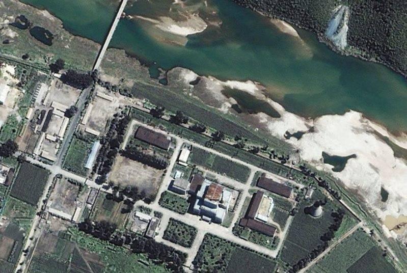 В КНДР зафиксированы признаки запуска ядерного реактора