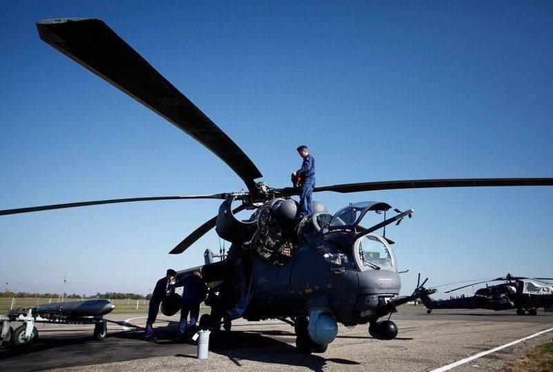 Complesso di test di volo per elicotteri da costruire a Bataysk nel 2021