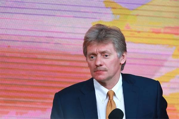 Песков: Разрешить ситуацию на Донбассе можно только с учётом интересов самого Донбасса