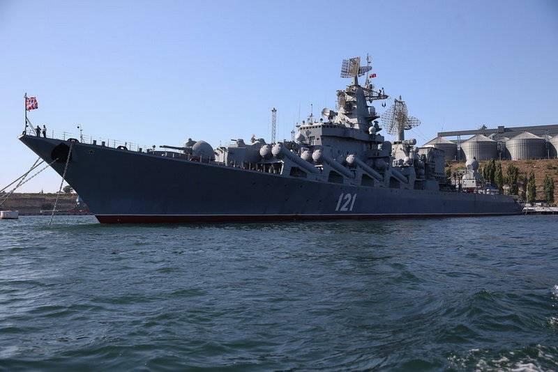 Modernisierung der Schwarzmeerflotte der Russischen Föderation besorgt über den Westen