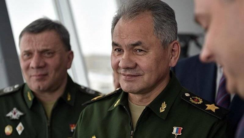 Shoigu: OShM aumentou o potencial de combate das Forças Aerotransportadas em 20%