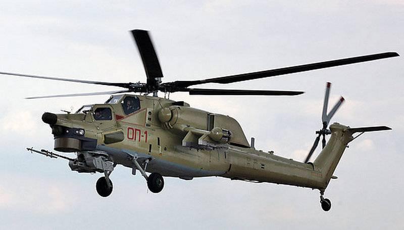 Russian Helicopters ha iniziato la produzione del secondo lotto di Mi-28UB per il Ministero della Difesa RF
