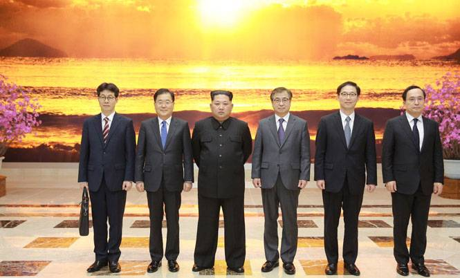 Pyongyang intends to begin negotiations with the United States on the denuclearization of the Korean Peninsula