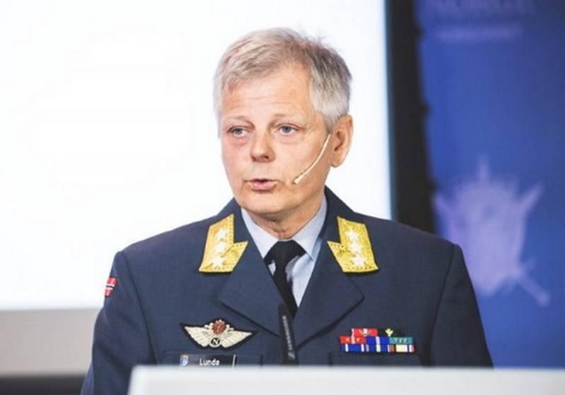 """노르웨이 정보국은 """"노르웨이의 러시아 파업"""""""