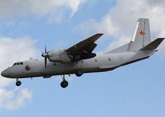 В Сирии разбился Ан-26 ВКС РФ. 32 человека погибли
