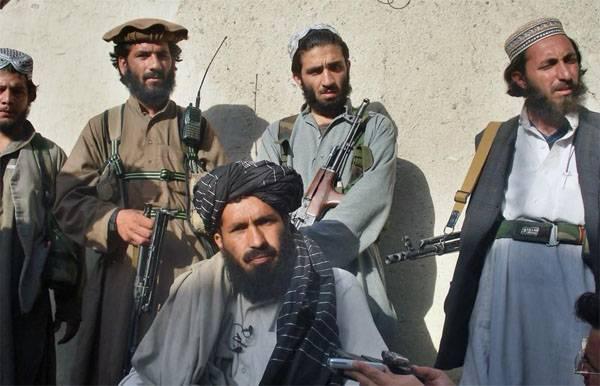Талибы предложили охранять строительство газопровода ТАПИ в Афганистане