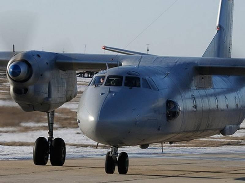 Минобороны РФ уточнило число погибших при крушении Ан-26 в Сирии