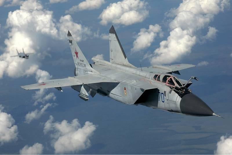 Produktionssysteme für MiG-31-Motoren können in Perm wiederhergestellt werden