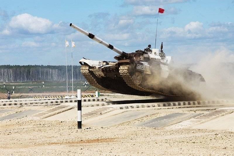 """Les Vietnamiens envisagent de participer au """"Tank Biathlon"""""""