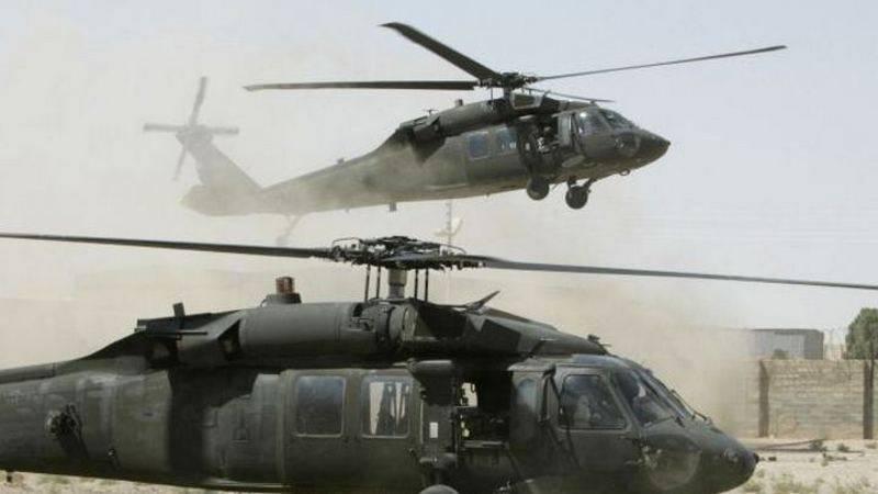 İsrail helikopter çarpışmasını önleme sistemini test etti