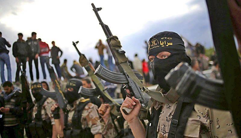 СМИ: ИГ* готовит масштабное наступлении в Сирии