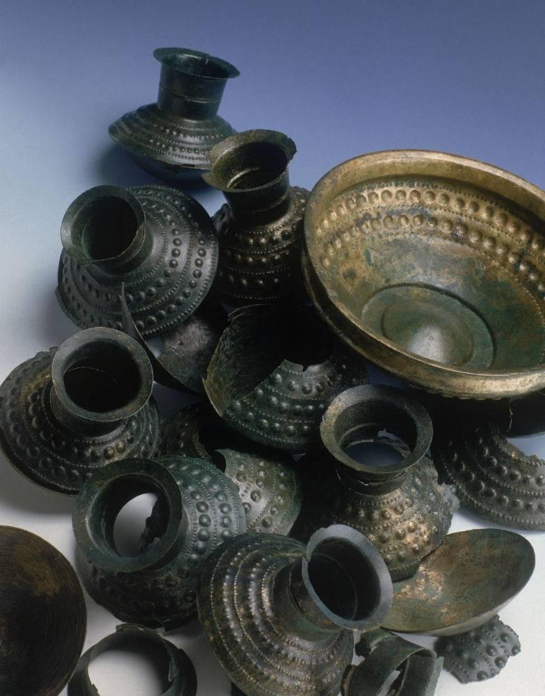 Бронзовый век фото изделий