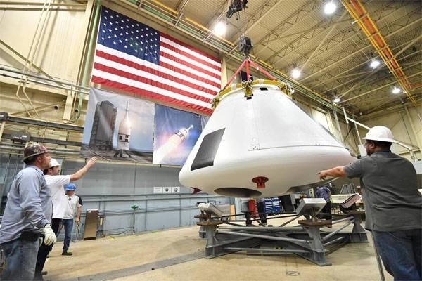 NASA : 2019에있는 러시아인들의 도움없이 우주로 날아 가기를 바랍니다.