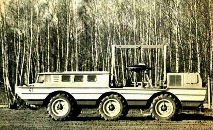 Опытная поисково-эвакуационная установка ПЭУ-2