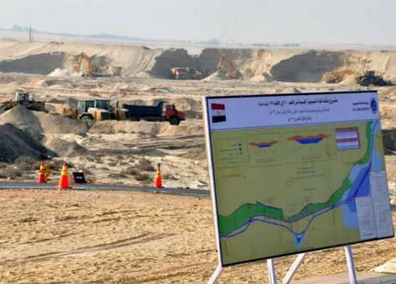 Ägypten stimmte der Schaffung der russischen Industriezone im Suezkanal zu
