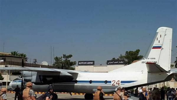 Experten: Die libanesische Zeitung hat eine Fälschung über die Verantwortung von Militanten für den niedergeschlagenen An-26 veröffentlicht